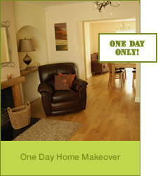 One Day Home Makeover