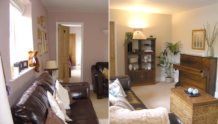 ... home staging ...